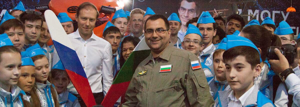 В Болгарии стартует Международный фестиваль «От Винта!»