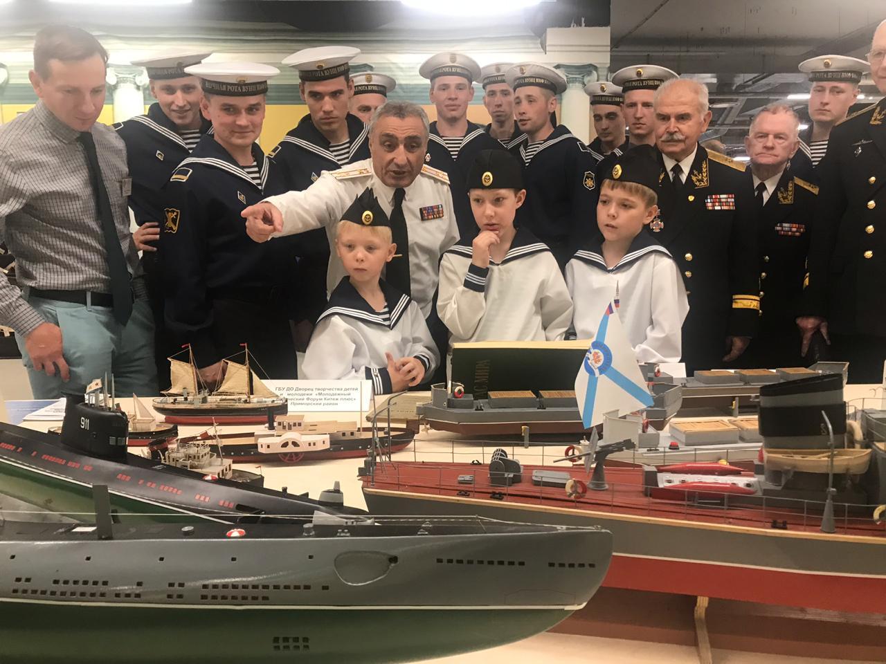 Фестиваль «От Винта!» провел отбор проектов для участия в Военно-морском салоне-2019 в Санкт-Петербурге