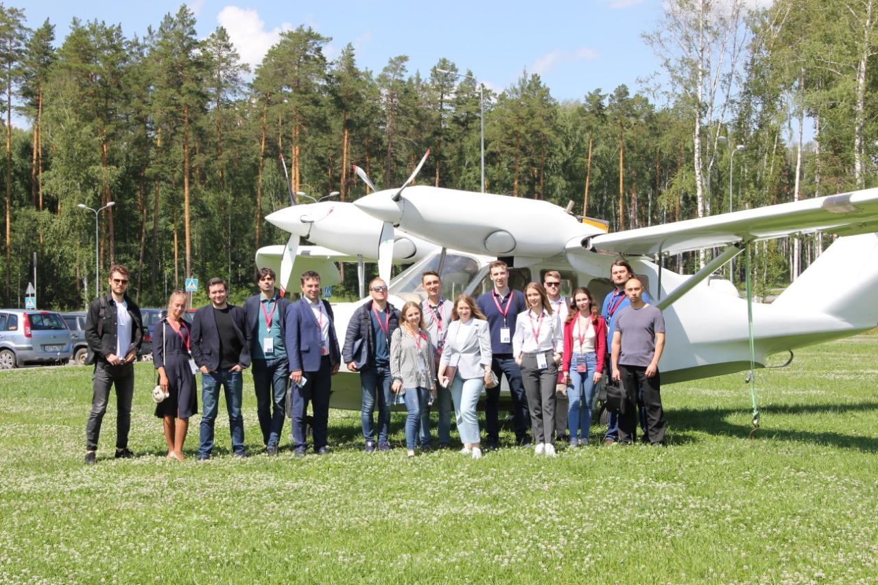 Бизнес-миссия фестиваля «От Винта!» в Екатеринбурге: высокие технологии и космические перспективы
